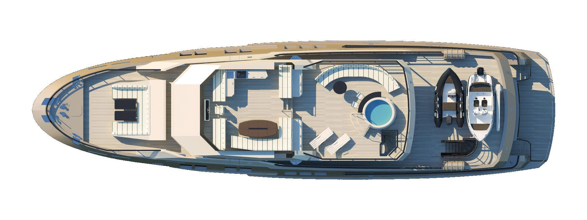 Bering 115 New Expedition Yacht
